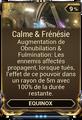 Calme & Frénésie