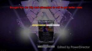 Flux Rifle Riven Mod Showcase