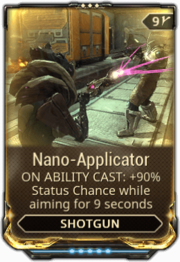 Nano-ApplicatorMod