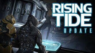 Warframe Rising Tide Update Trailer