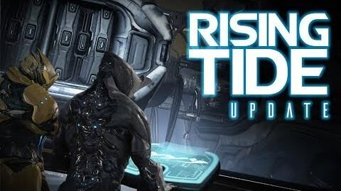 Warframe Rising Tide Update Trailer