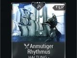 Anmutiger Rhythmus