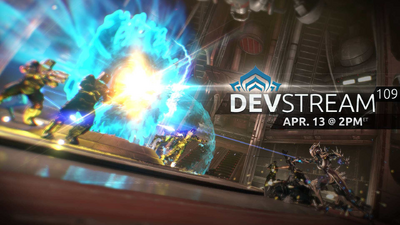 Devstream 109 banner