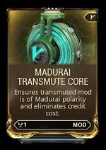 MaduraiTransmuteCore