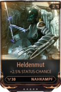 Heldenmut