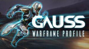 Perfil de Warframe - Gauss