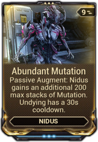 AbundantMutationMod