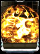 Barrière Enflammée