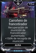 Carroñero de francotirador