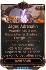 Jäger: Adrenalin