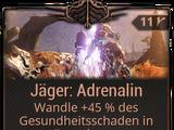 Jäger: Adrenalin