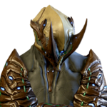 Ash Carabid Helmet