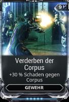 Verderben der Corpus