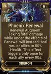 Phoenix Renewal