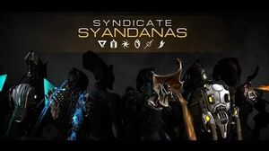 Warframe Alle Syndikat Syandanas Deutsch German