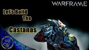 Warframe Castanas Build Guide Damage 2