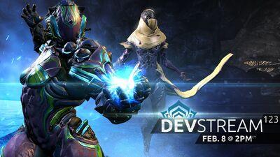 Devstream 123 banner