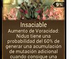 Nidus/Habilidades