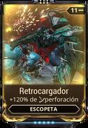 Retrocargador