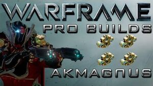 Warframe AKMagnus Pro Builds 4 Forma Update 12.5