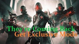 Acolytes Return with Must Have Mods Warframe