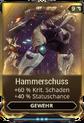 ModNeu Gewehr Hammerschuss