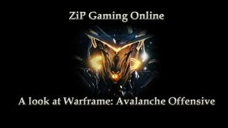 A look at Warframe Avalanche Offensive event