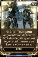 Lien Trompeur