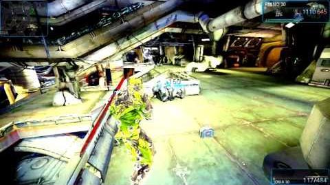 Matando boss de urano