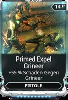 Primed Expel Grineer