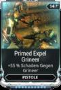 Mod PrimedPistole ExpelGrineer