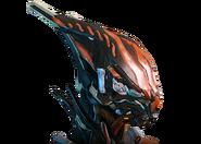 Valkyr-Helm: Bastet