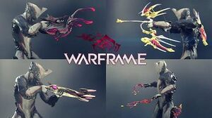 Warframe - All Infested Weapons - Animations & Sounds w Slow Motion