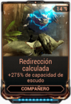 Redirección calculada