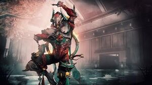 WARFRAME - Nezha Revisited Millions of Damage