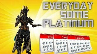 Best-Sellers to constantly earn Platinum- Warframe Trading Guide