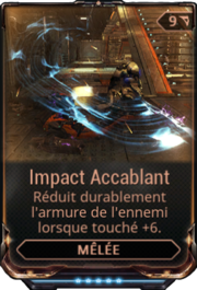 Impact Accablant