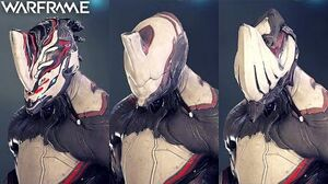 Warframe - All Default and Alternate Helmets (Part 1)