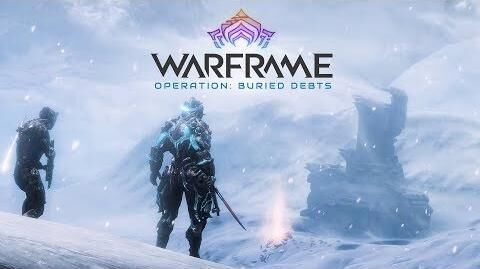 Warframe Operation Buried Debts - Coming today to PC!