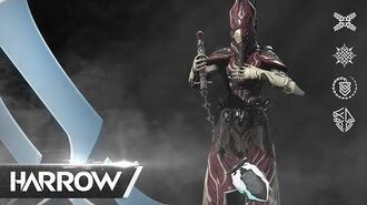 Warframe Profile - Harrow