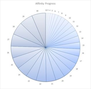 Affinity Progress