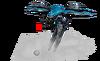 Dron Tarcz Widmo