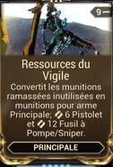 Ressources du Vigile