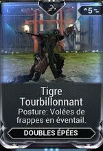 Tigre Tourbillonant