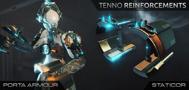 Update 18.4.7 Tenno Reinforcements