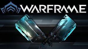 Warframe Prisma Dual Cleavers