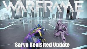 Warframe Saryn Revisited Changes Overview