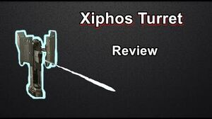 Xiphos Turret Review (Warframe)