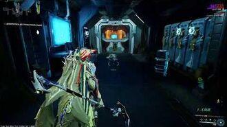 Прохождение 7 секретной комнаты Юпитер. Warframe.