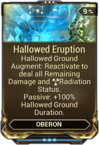 HallowedEruptionMod